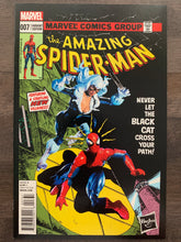 Load image into Gallery viewer, Amazing Spider-Man #7 - Hasbro Variant