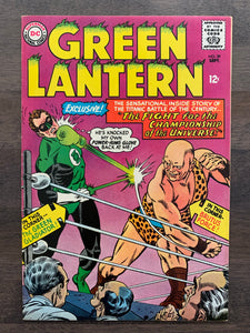 Green Lantern #39 - 2nd Black Hand