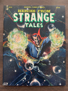 Marvel Comics Index #7 - Doctor Strange