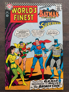 World's Finest Comics #164 - Braniac