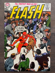 Flash #195 - Neal Adams