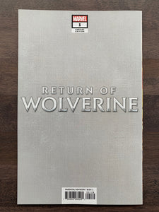 Return of Wolverine #1 - 1:400 Variant
