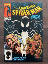 Load image into Gallery viewer, Amazing Spider-Man #255 - 1st Black Fox