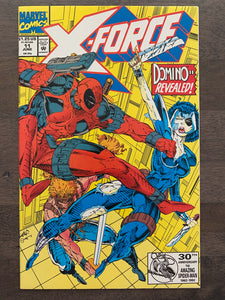 X-Force #11 - 1st Domino