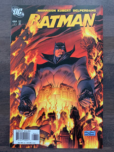 Batman #666 - 1st Damian Wayne as Batman