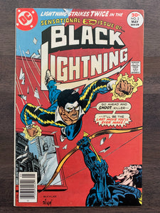 Black Lightning #2 - Merlyn