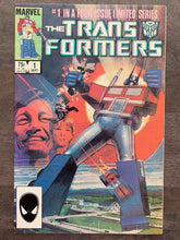 Load image into Gallery viewer, Transformers #1 - Origin & 1st Transformers