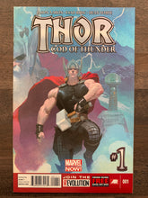 Load image into Gallery viewer, Thor: God of Thunder #1 - 1st Old King Thor