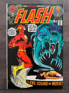 Flash #207 - Neal Adams
