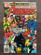 Load image into Gallery viewer, Avengers #181 - 1st Scott Lang