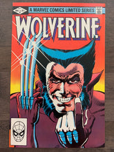 Load image into Gallery viewer, Wolverine Limited Series #1 - 1st Solo Wolverine