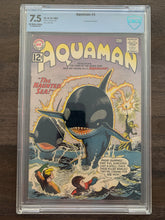 Load image into Gallery viewer, Aquaman #5 CBCS 7.5