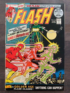 Flash #216 - Kid Flash