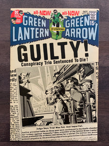 Green Lantern #80 - Bondage Cover