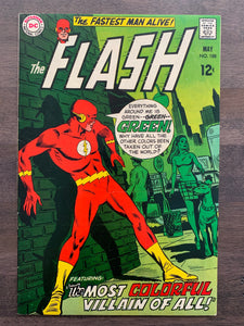 Flash #188 - Mirror Master