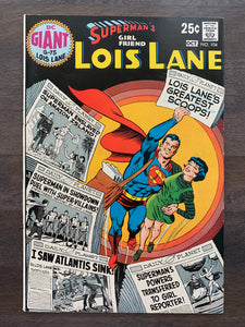 Superman's Girlfriend Lois Lane #104 - Giant Size Issue