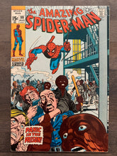 Load image into Gallery viewer, Amazing Spider-Man #99 - Johnny Carson