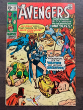 Load image into Gallery viewer, Avengers #83 - 1st Valkyrie