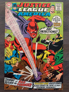 Justice League of America #64 - 1st Red Tornado