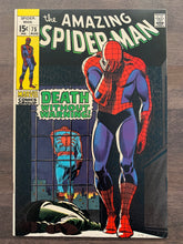 Load image into Gallery viewer, Amazing Spider-Man #75 - Death of Silvermane