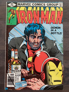 Iron Man #128 - Classic Cover