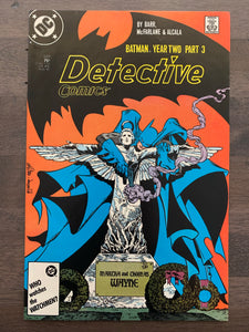 Detective Comics #575, 576, 577 & 588 - Year Two Begins