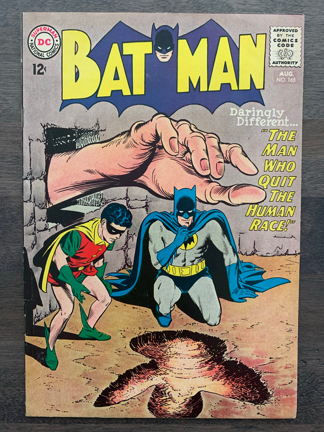 Batman #165 - 1st Patricia Powell