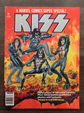 Load image into Gallery viewer, Marvel Comics Super Special #1 - KISS