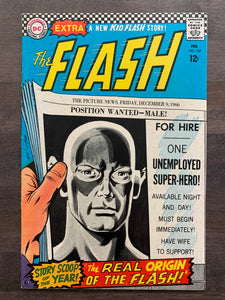 Flash #167 - Origin Retold