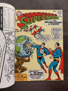 Superman #169 - Double Cover