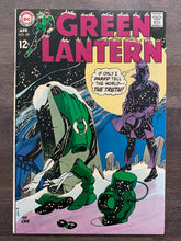 Load image into Gallery viewer, Green Lantern #68 - Fact File #6