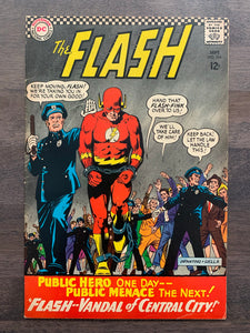 Flash #164 - Kid Flash