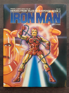 Marvel Comics Index #8B - Iron Man