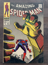 Load image into Gallery viewer, Amazing Spider-Man #67 - 1st Randy Robertson