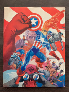 Marvel Comics Index #8A - Captain America