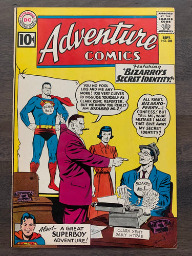 Adventure Comics #288 - 2nd Dev-Em