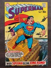 Load image into Gallery viewer, Superman #226 - King Kong
