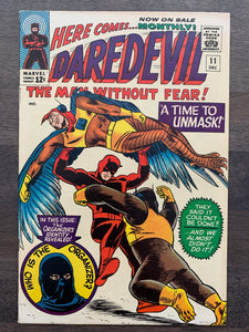 Daredevil #11 - Stan Lee Story