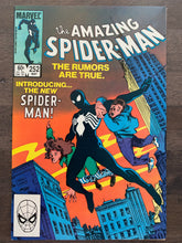 Load image into Gallery viewer, Amazing Spider-Man #252 - 1st Black Costume