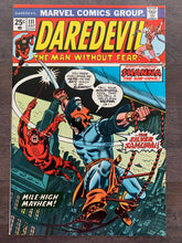 Load image into Gallery viewer, Daredevil #111 - 1st Silver Samurai