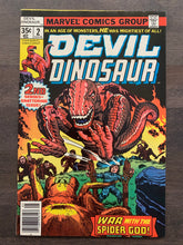 Load image into Gallery viewer, Devil Dinosaur #2 - Jack Kirby