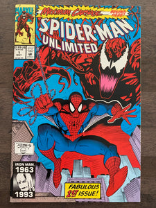 Spider-Man Unlimited #1 - Maximum Carnage