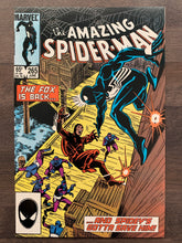 Load image into Gallery viewer, Amazing Spider-Man #265 - 1st Silver Sable