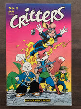 Load image into Gallery viewer, Critters #1 - Usagi Yojimbo