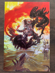 Dark Horse Presents #36 - 1st Aliens vs Predator