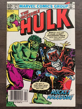 Load image into Gallery viewer, Incredible Hulk #271 - 1st Rocket Raccoon