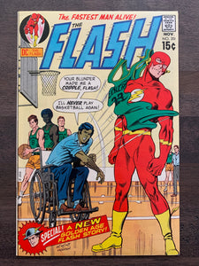 Flash #201 - Golden Age Flash