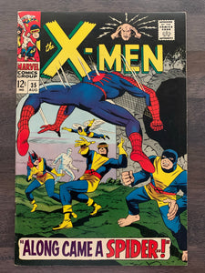 X-Men #35 - 1st Changeling