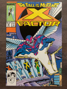 X-Factor #24 - 1st Archangel