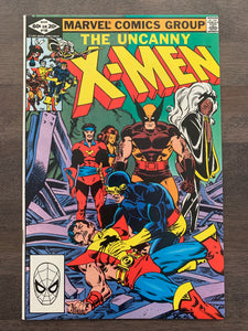 Uncanny X-Men #155 - 1st Brood